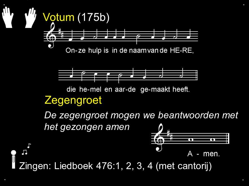 Votum en Zegengroet Zingen: Liedboek 476: 1, 2, 3, 4 Gebed Lezen: Johannes 20: 11-18 Zingen: Zingende Gezegend 165 Preek Zingen: Psalm 30: 3, 7....