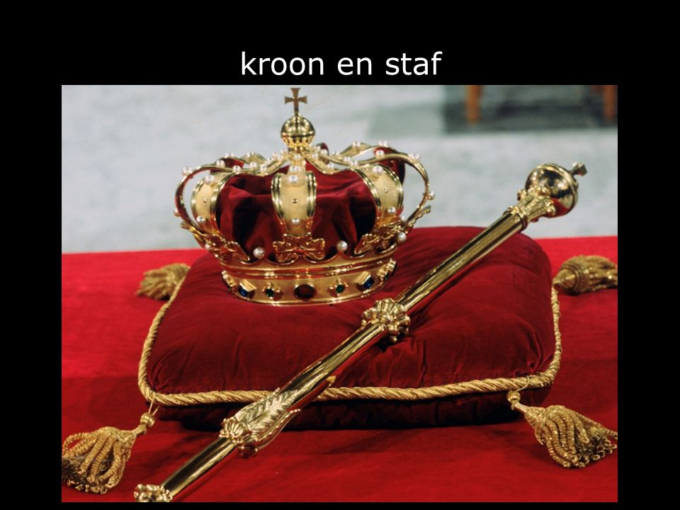 kroon en staf