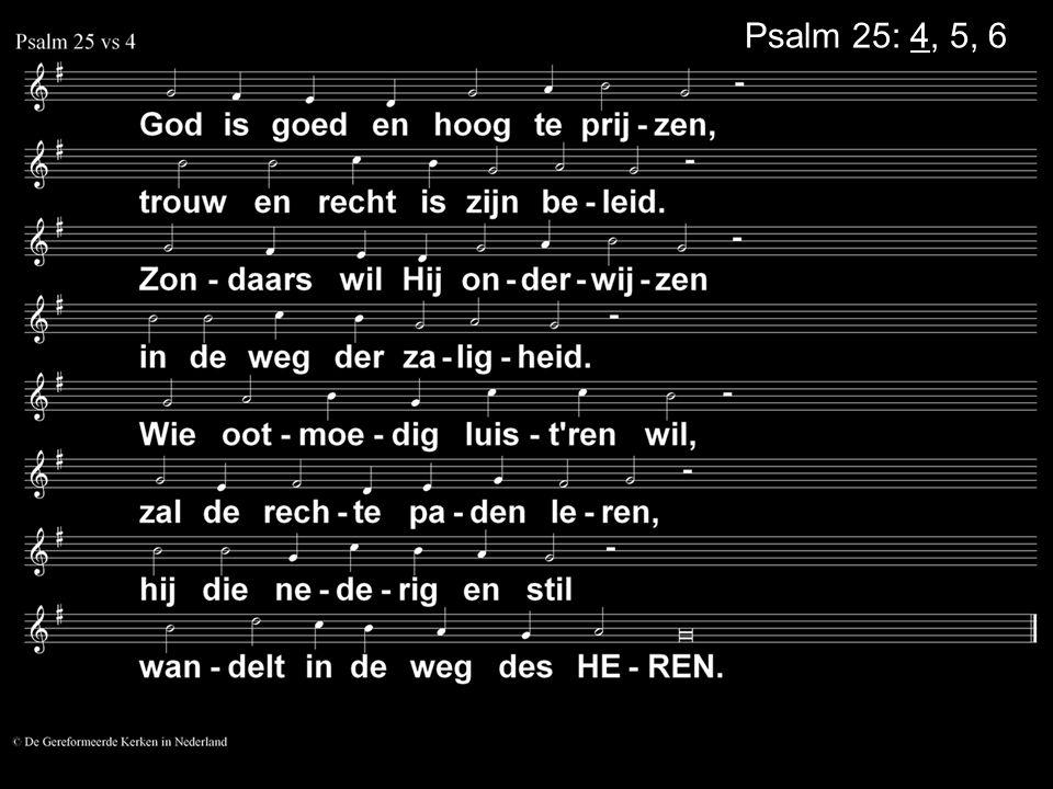 2)…mag je straks bij God blijven.