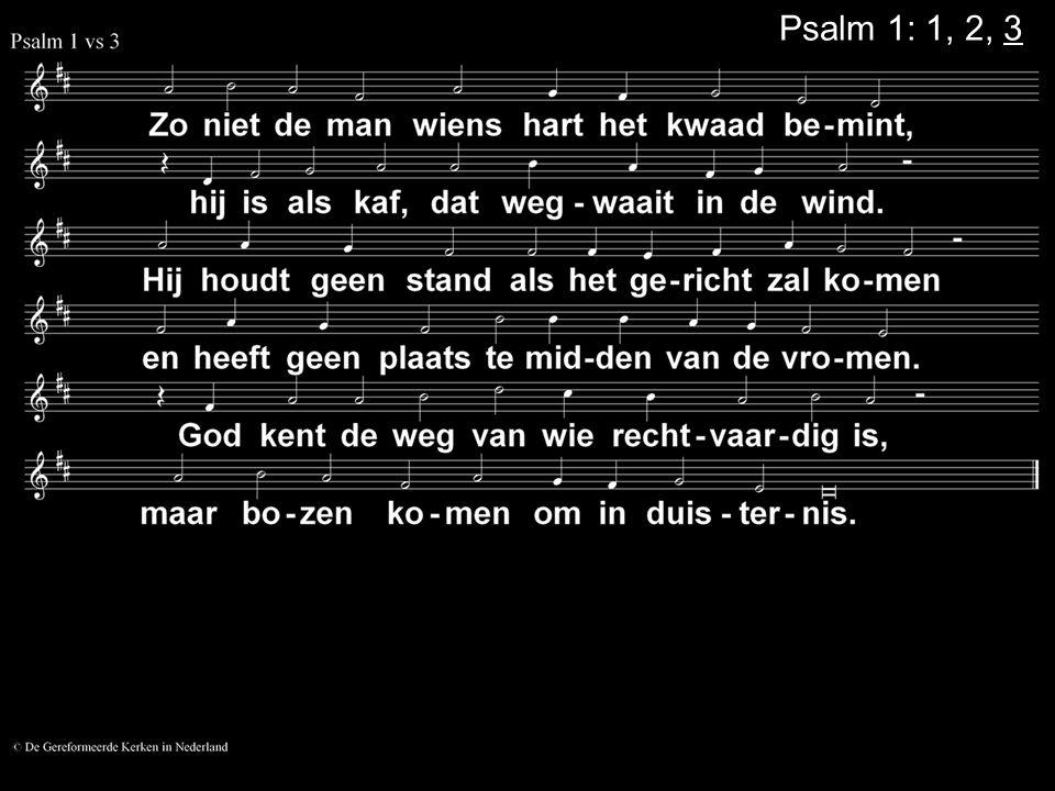 Psalm 22: 1, 2