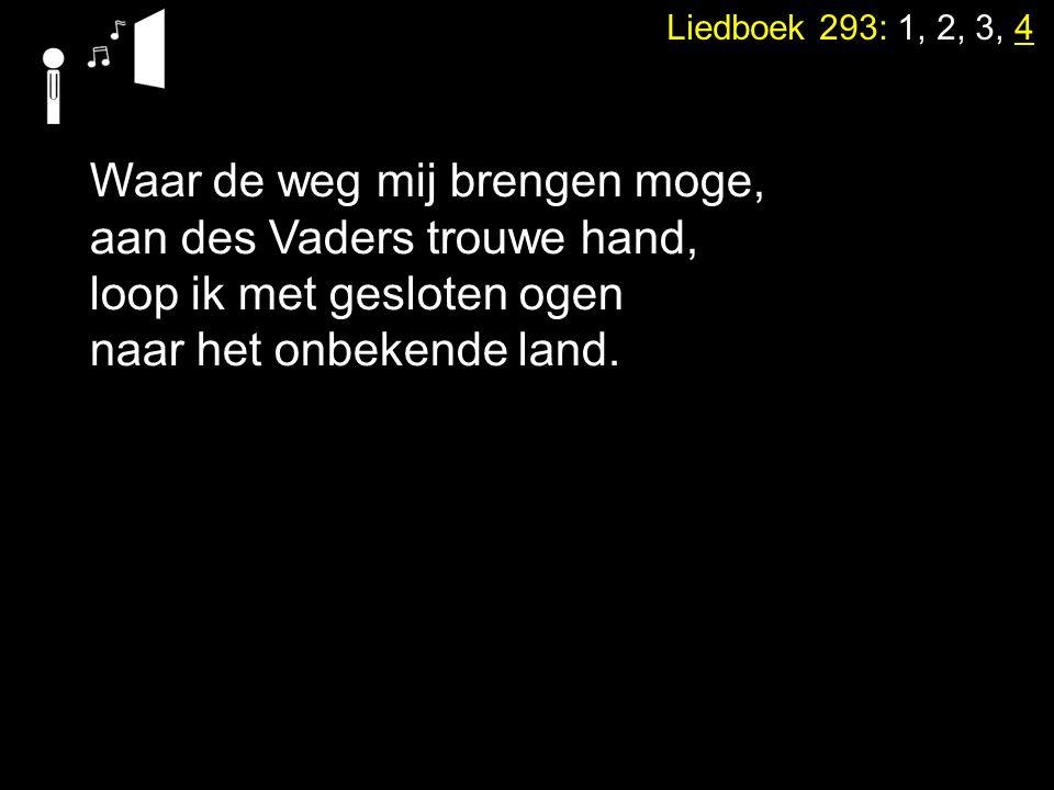 Tekst: Amos 3: 1 - 8 Zingen: Gezang 89: 1, 2 (GK 14) 3.