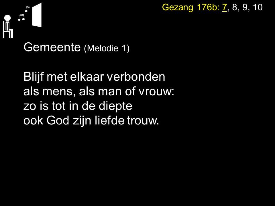 Cantorij (melodie 2) Wil zó ruimhartig delen dat niemand stelen moet: God liet ons samen wonen in 't land van overvloed.
