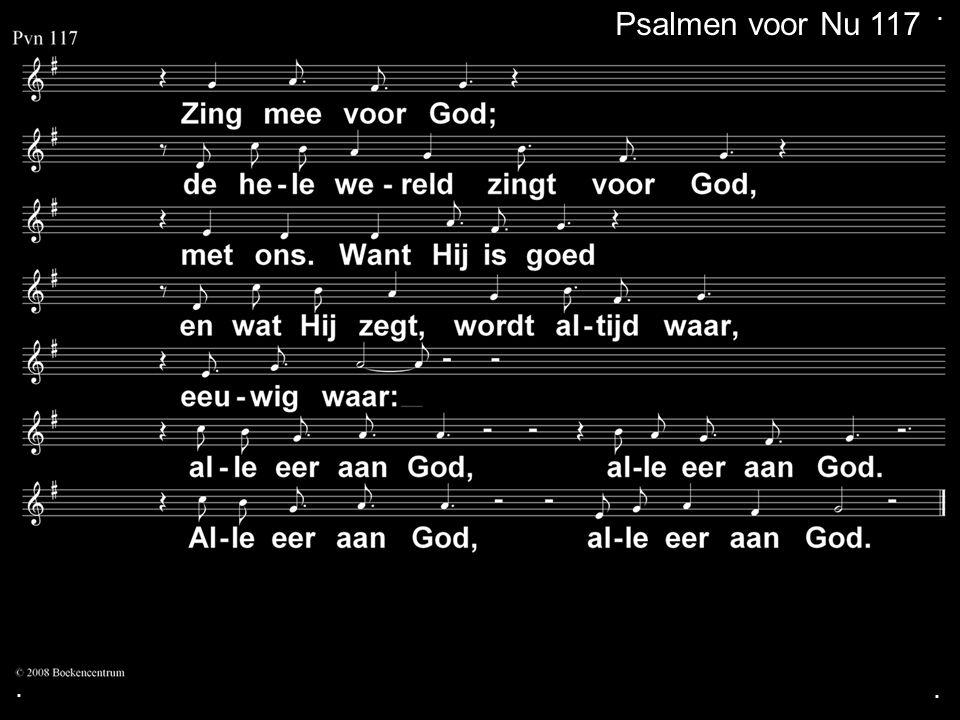 ... Psalmen voor Nu 117
