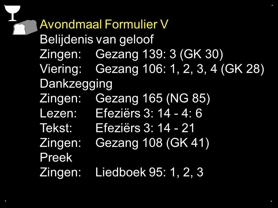 ... Gezang 108 (GK 41)