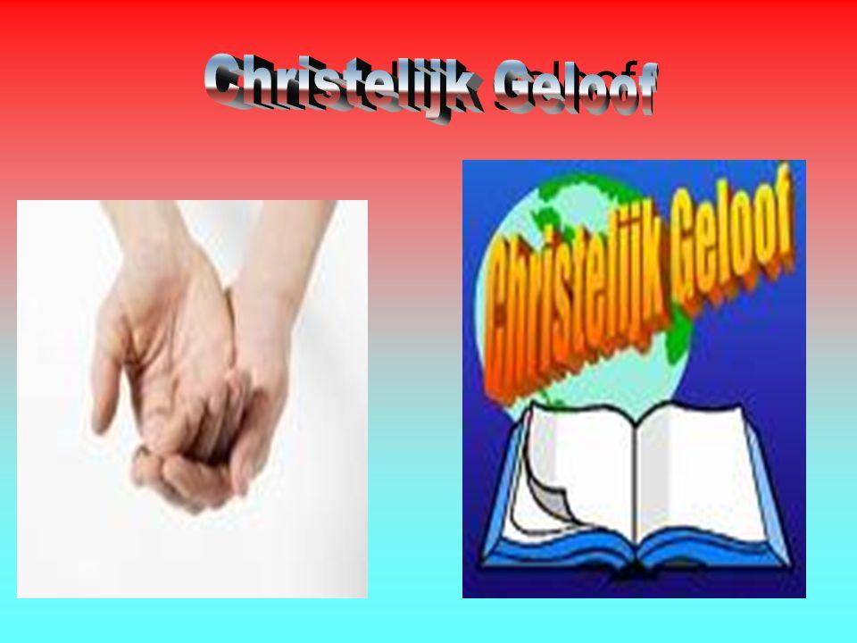 Christelijke geloof