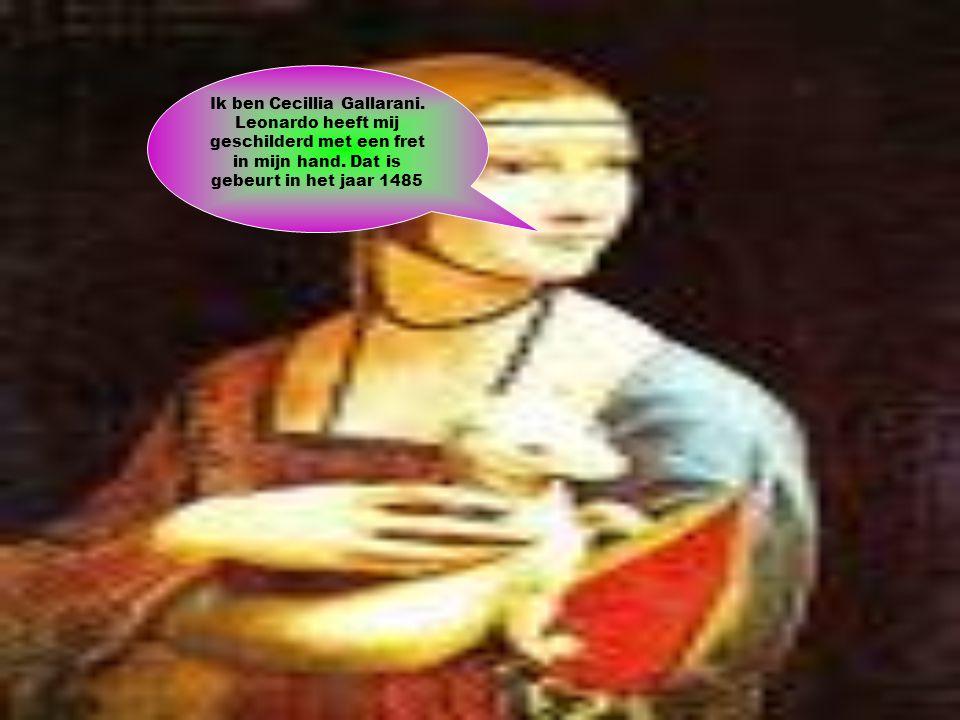 Hoi ik ben Leonardo Da Vinci. Dit is een zelf portret van mij. Het is geschilderd in 1511 - 1574
