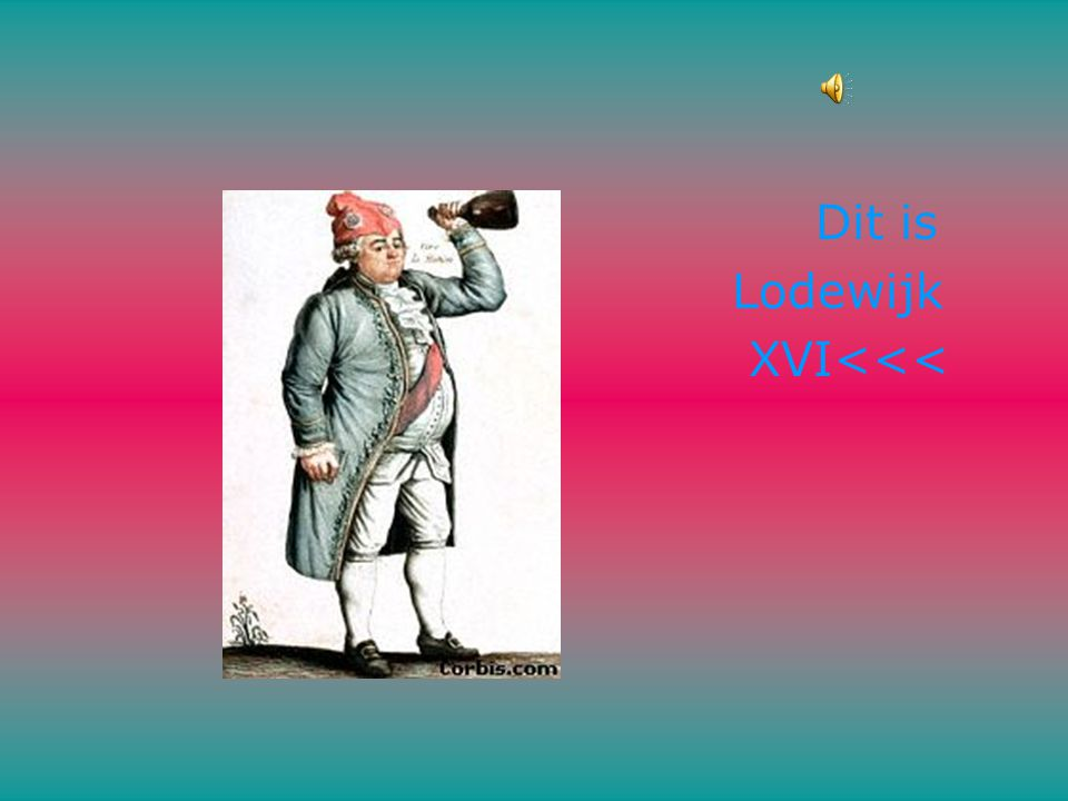 Franse revolutie De Franse Revolutie De Franse revolutie heeft een eind gemaakt de regeringsperiode van Lodewijk XVI( 16 ).