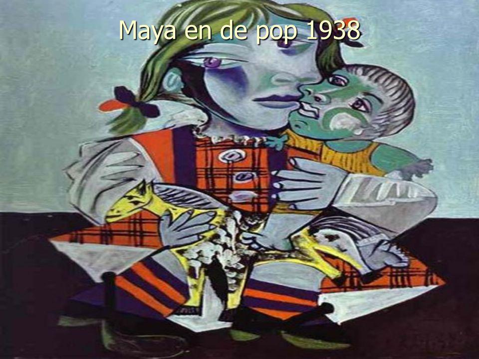 Maya en de pop 1938