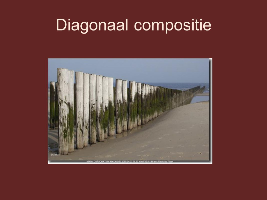 Diagonaal compositie