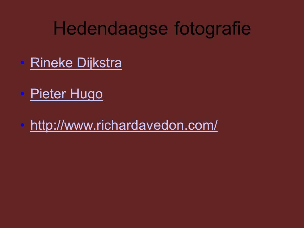 Hedendaagse fotografie Rineke Dijkstra Pieter Hugo http://www.richardavedon.com/