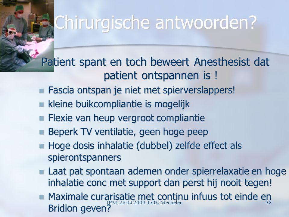 JPM 28 04 2009 LOK Mechelen37 Verder onderzoek PV loop bij opblazen on line E PV0 PV loop bij opblazen on line E PV0 Pre operatief compliantie en PV0