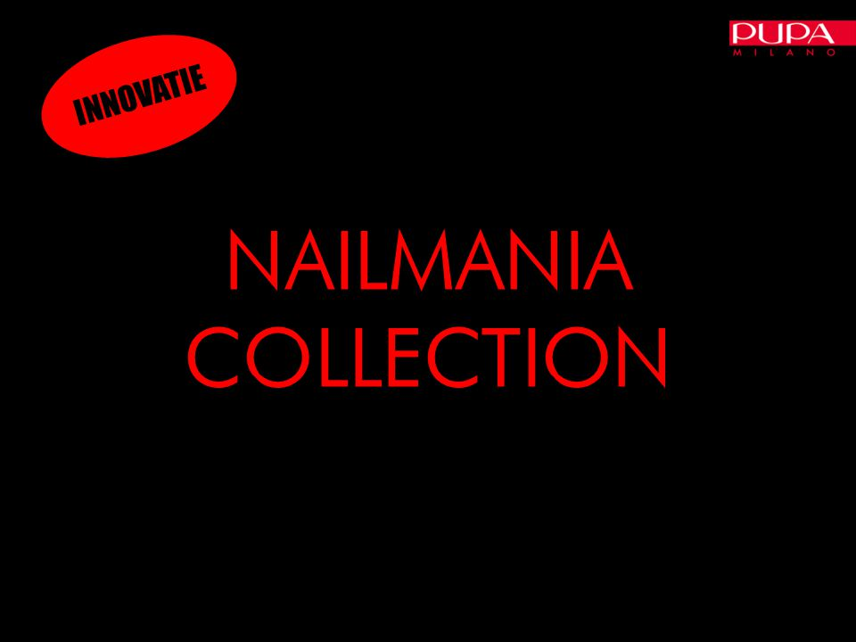 NAILMANIA COLLECTION INNOVATIE