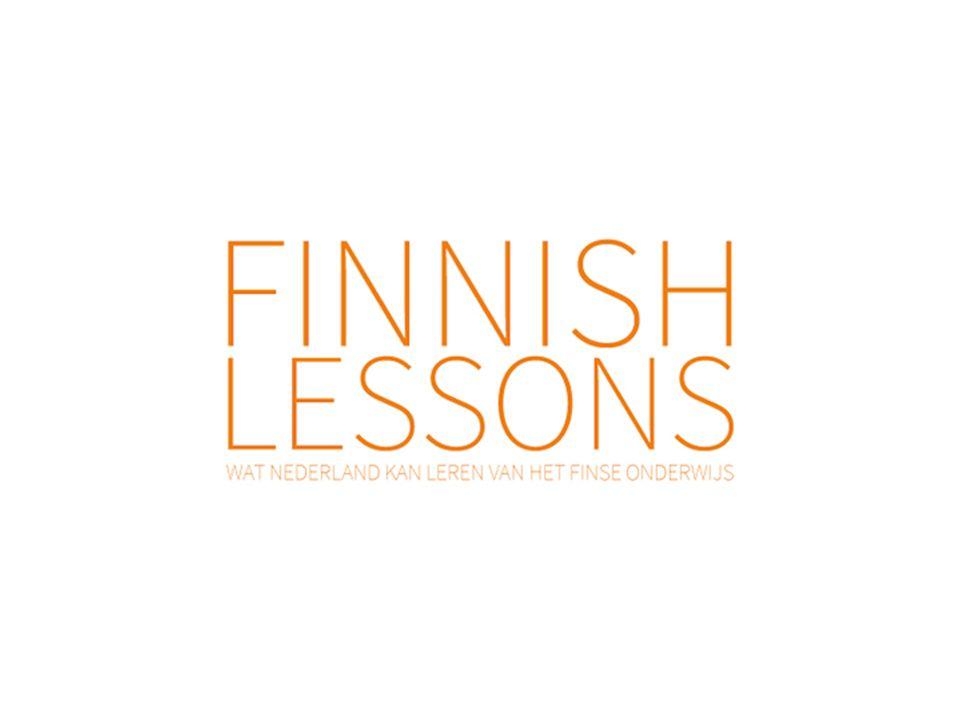 De kwaliteit van de leraar is cruciaal In Finland hoeven we ons geen zorgen te maken over de kwaliteit van docenten.