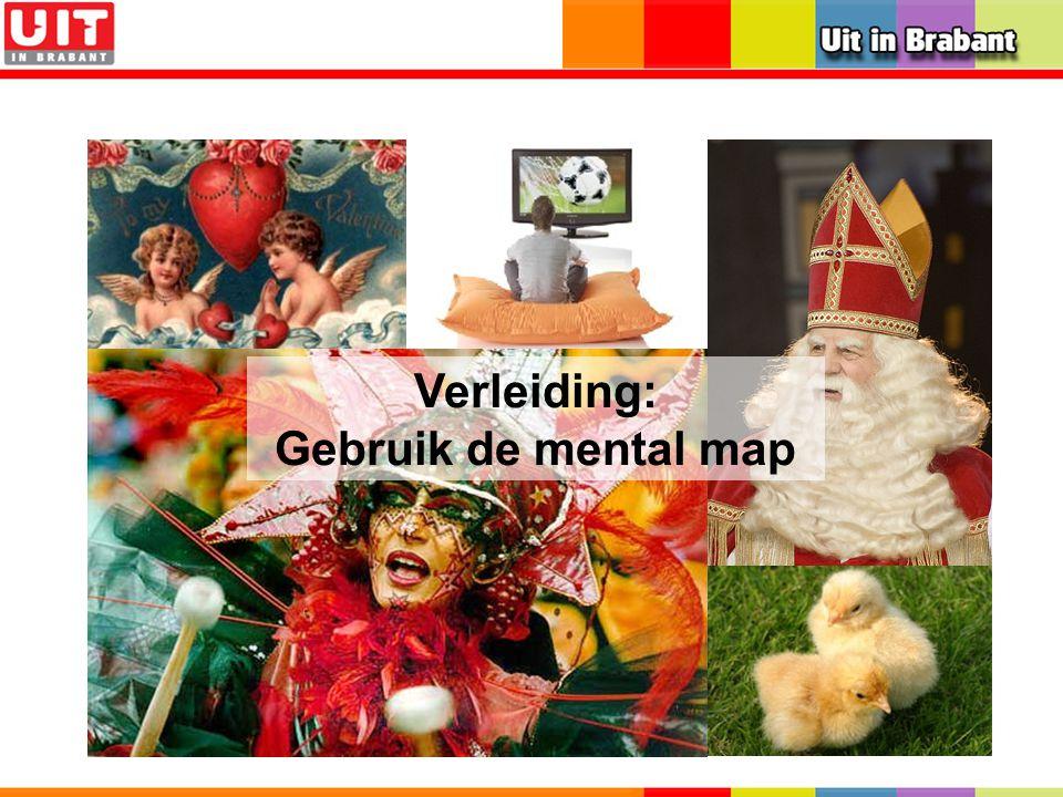 Verleiding: Gebruik de mental map