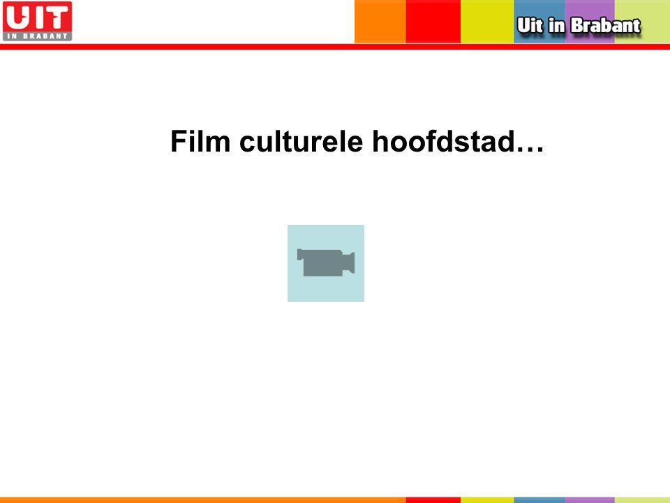 Film culturele hoofdstad…