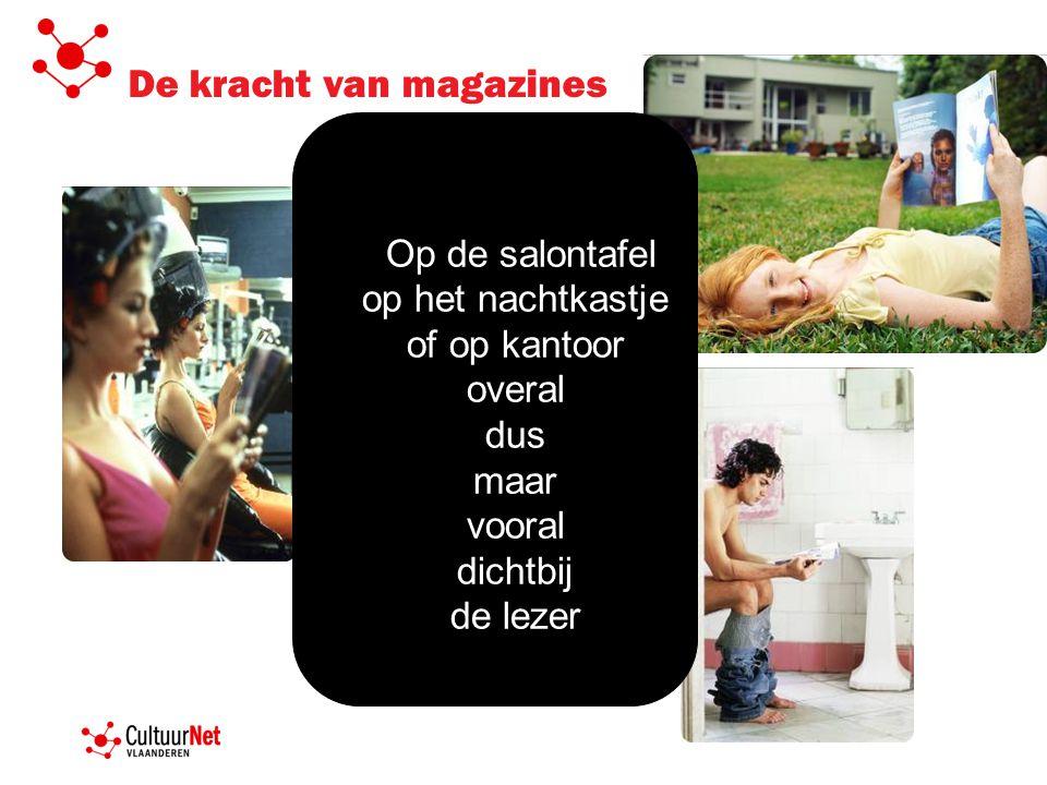 De kracht van magazines 1.