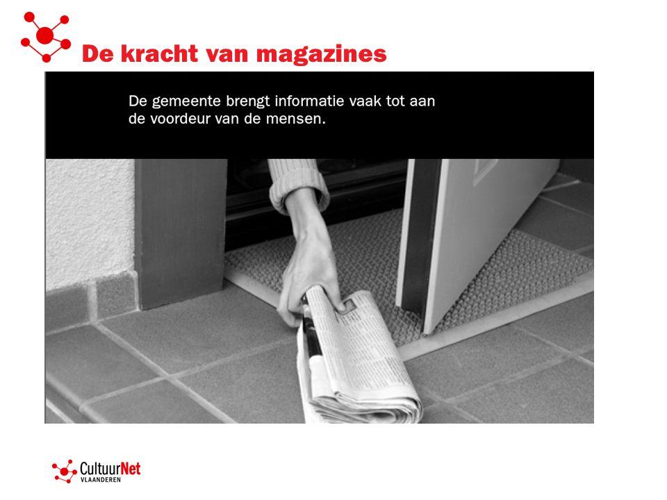 De kracht van magazines