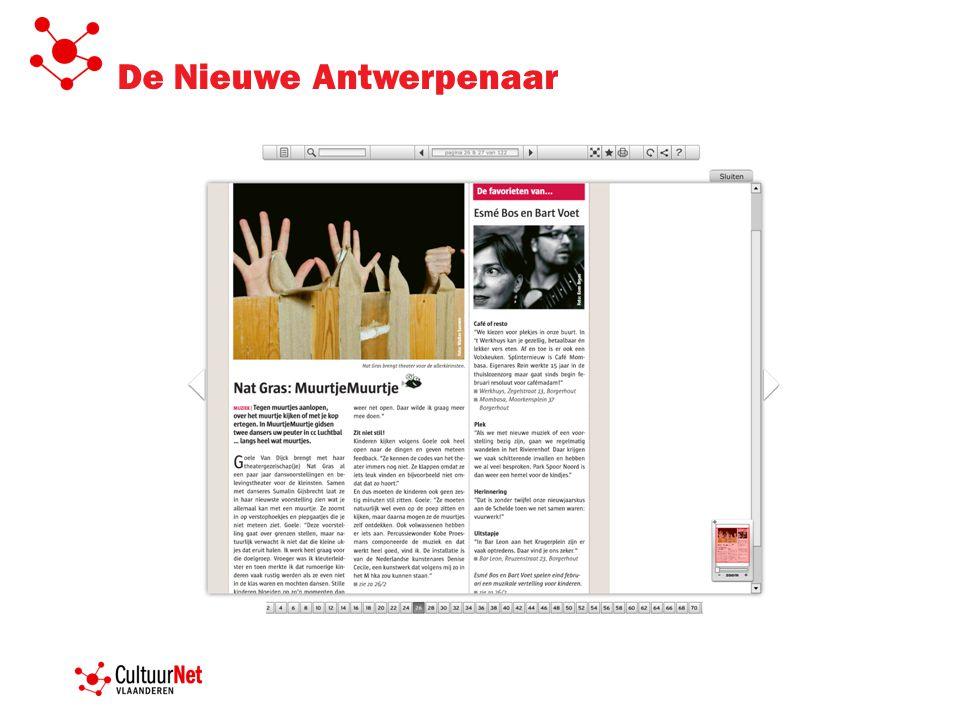 De Nieuwe Antwerpenaar