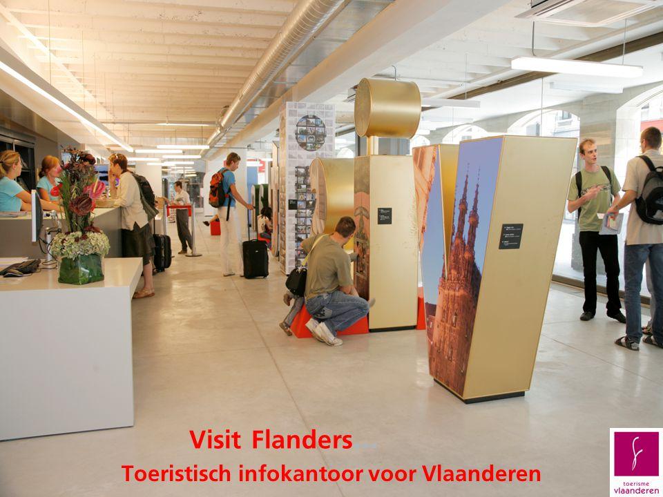 Visit Flanders … Toeristisch infokantoor voor Vlaanderen