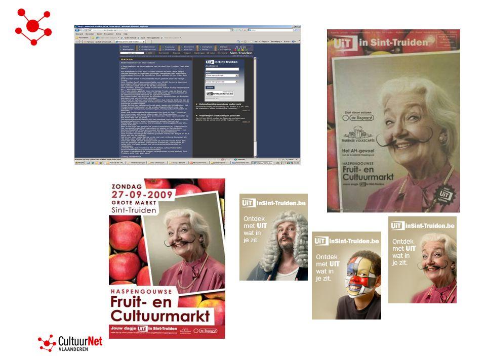 Uitwerking van een lokale campagne: hoofdcampagne 2009 Fotoactie op Fruit- en Cultuurmarkt (laatste weekend september)