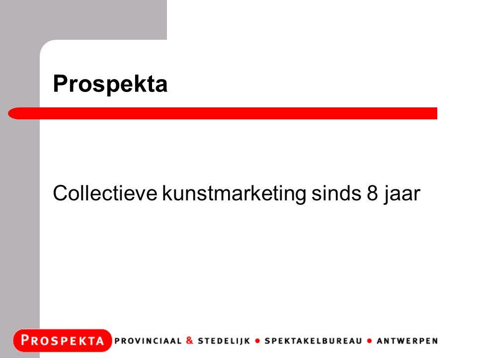 Prospekta Collectieve kunstmarketing sinds 8 jaar
