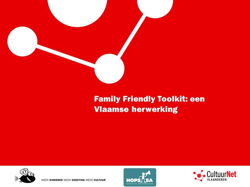 Family Friendly Toolkit: een Vlaamse herwerking