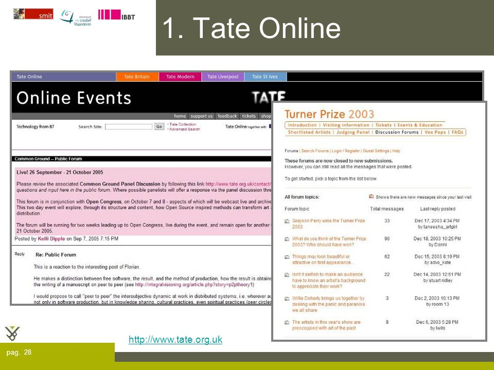 pag. 28 1. Tate Online http://www.tate.org.uk
