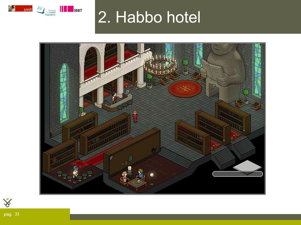 pag. 33 2. Habbo hotel