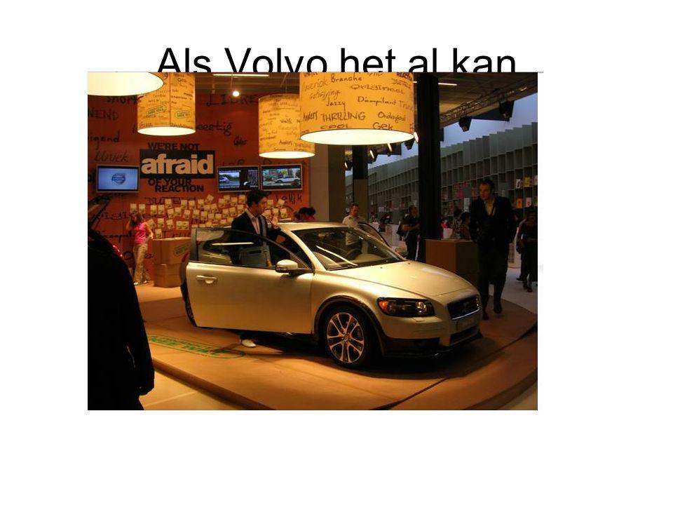 Als Volvo het al kan