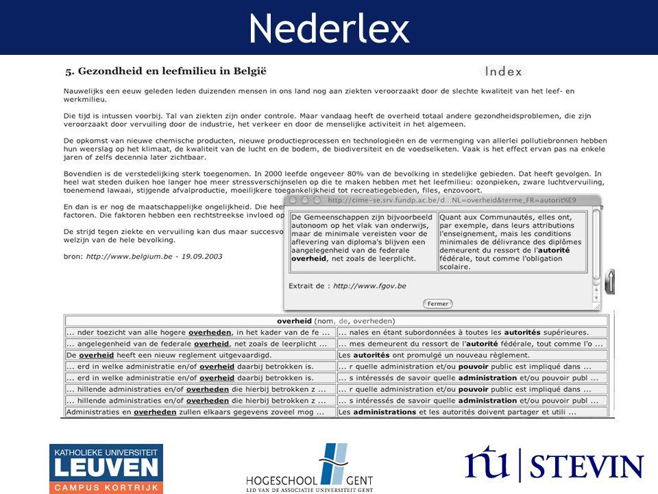 Nederlex