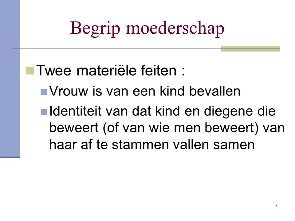 68 In de loop van de voogdij Zorg over de 'persoon' van weeskind Idem als ouders maar op kosten van weesgoederen of openbare kas.