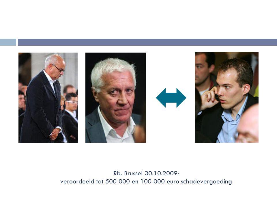 Rb. Hasselt 09.2009: publicatieverbod in kortgeding, opgeheven na derdenverzet