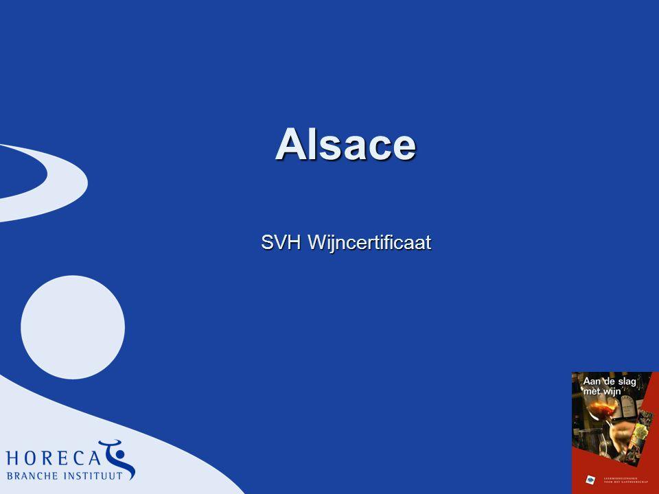 2 Alsace ( Elzas) § 8.3.1 uOostelijke kant Vogezen uBijzonder microklimaat