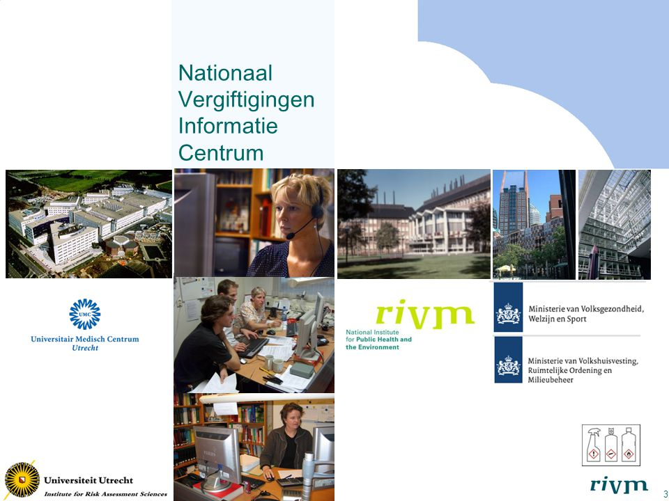 14 Productnotificatie aan het NVIC Bodies responsible for receiving information relating to health Member States shall appoint the body or bodies responsible for receiving information, including chemical composition, relating to preparations placed on the market and considered dangerous on the basis of their health effects or on the basis of their physico-chemical effects.