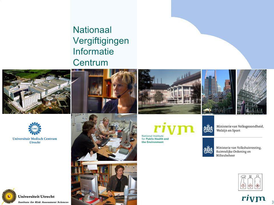 3 Nationaal Vergiftigingen Informatie Centrum
