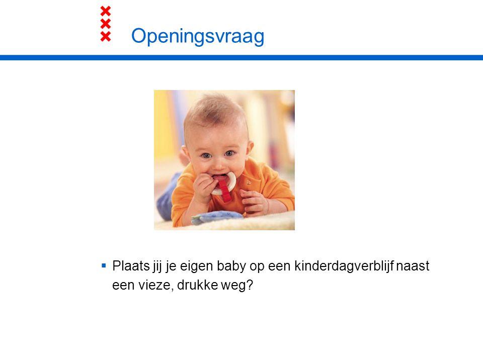 Opbouw presentatie  Verkeer, luchtverontreiniging en gezondheid → achtergrond (GGD)  Amsterdamse Richtlijn: hoe en waarom.