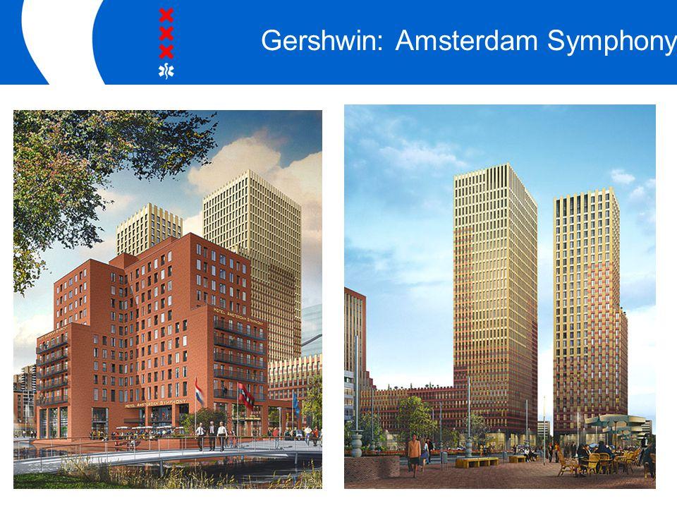 Gershwin: Amsterdam Symphony