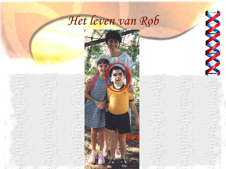 Het leven van Rob