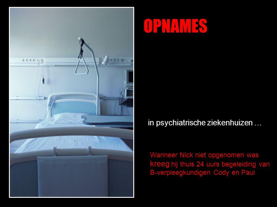 Vanaf zijn 14e onder behandeling van een psychiater…. PSYCHIATER