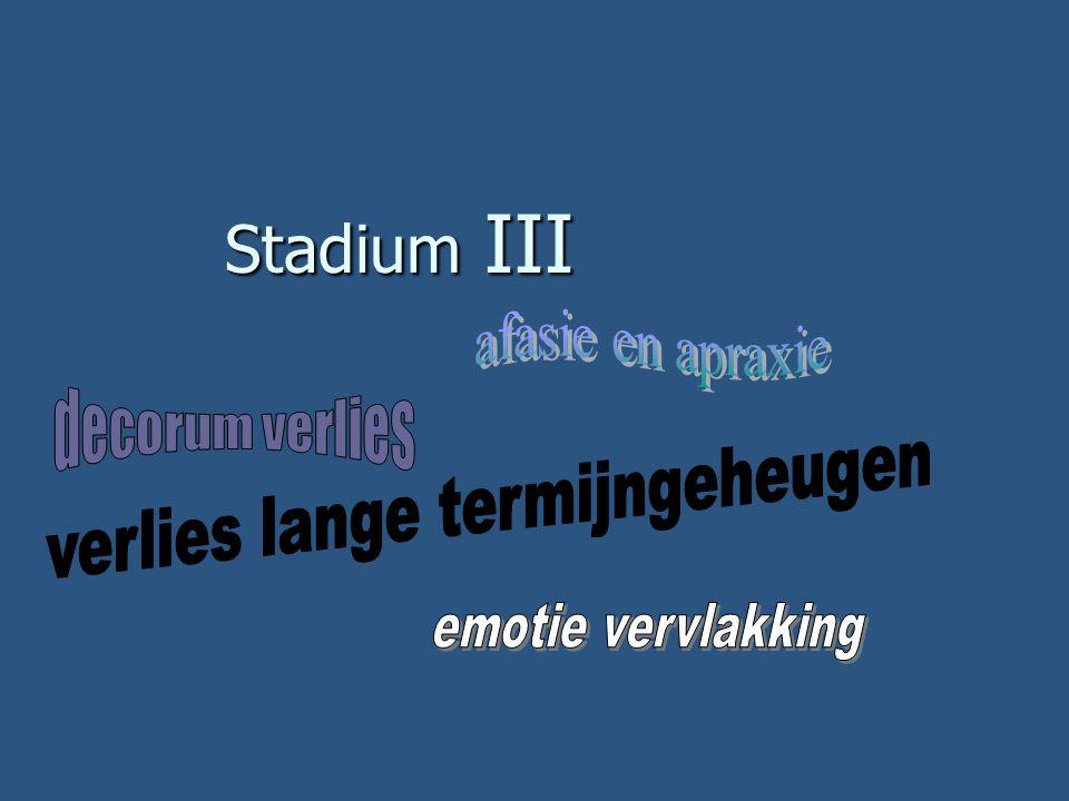 Stadium III