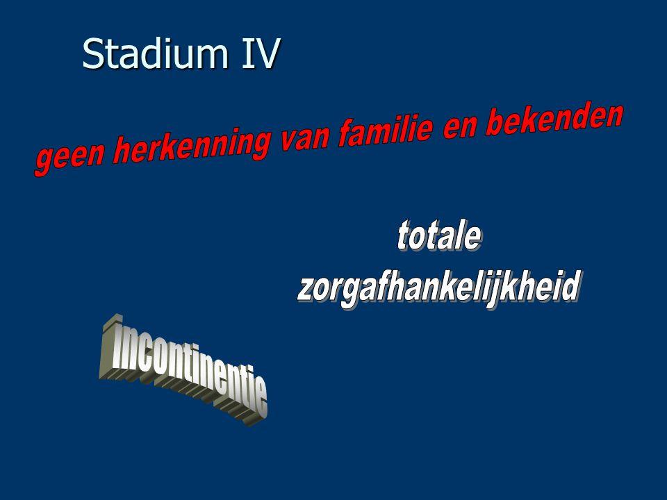 Stadium IV Stadium IV