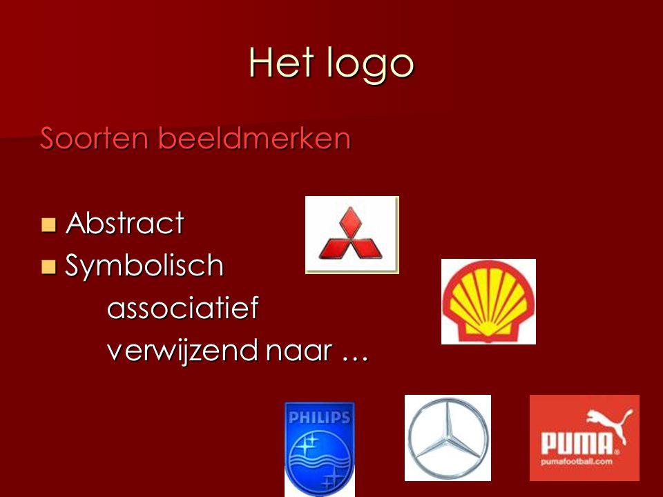 Opdracht logo's 1.