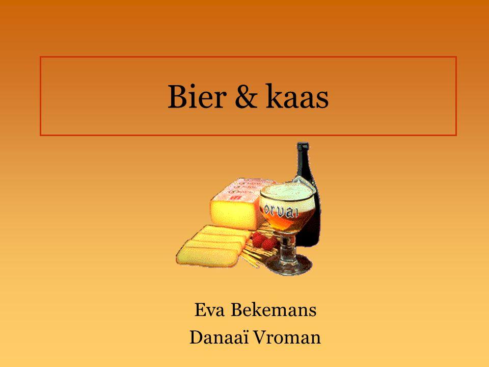 Bier & kaas Eva Bekemans Danaaï Vroman