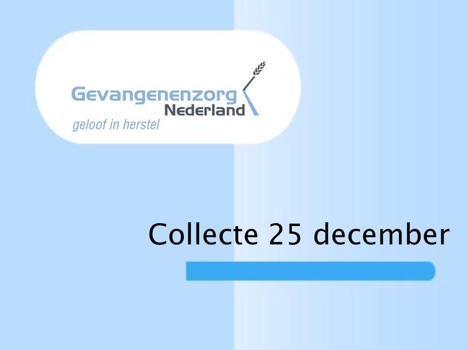 Gevangenenzorg Nederland Doel Ondersteuning en begeleiding van gevangenen en hun familie tijdens en na detentie.