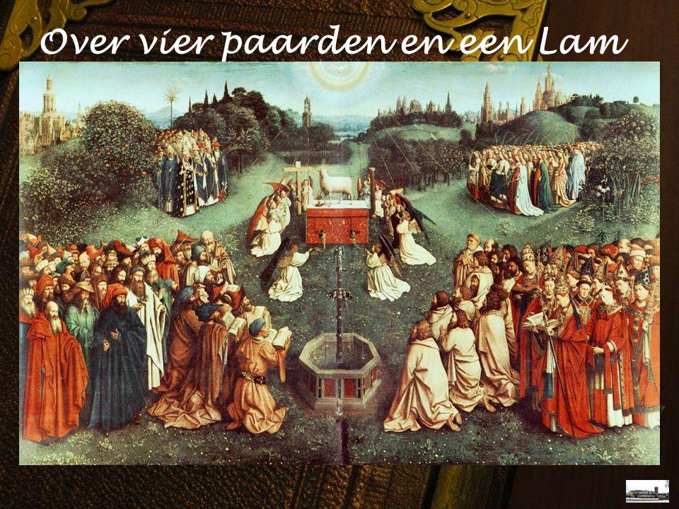 Liturgie Ps.93 Lz.Openb. 6 Gz.65 Gz.179b Gz.160 Over vier paarden en een Lam
