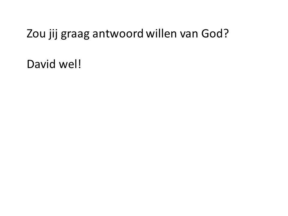 David wel!