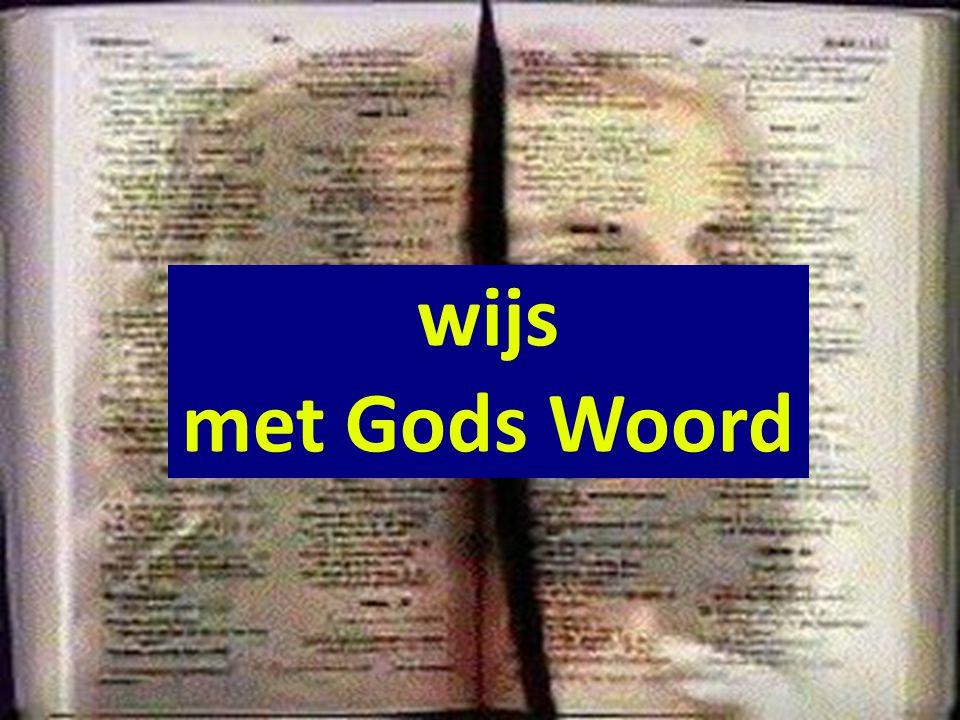 Liturgie Opw. 462 Evangelisch Lb. 459 Opw. 498 Lz. Ps.119:1-3 9-10 15-18 Opw. 575 Opw. 342 Opw. 671 Opw. 436 Opw. 733 wijs met Gods Woord