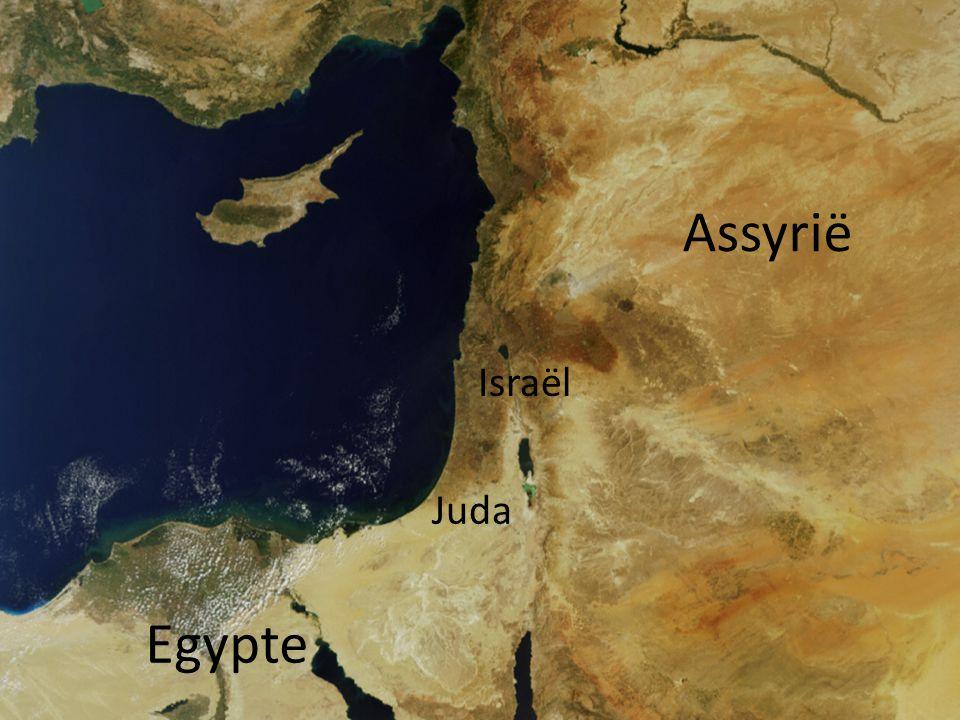 Egypte Assyrië Israël Juda