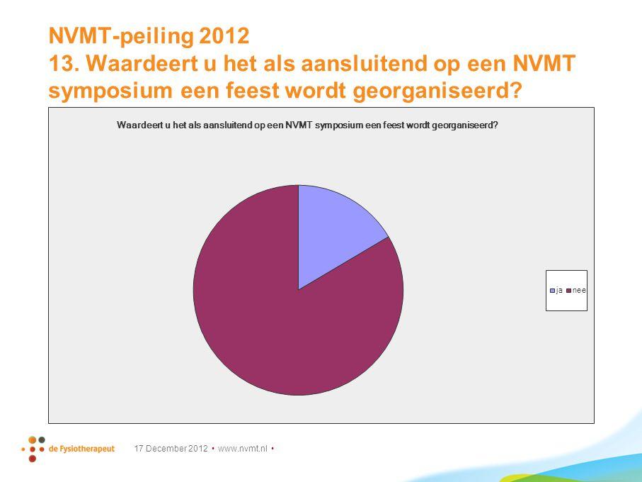 NVMT-peiling 2012 13.