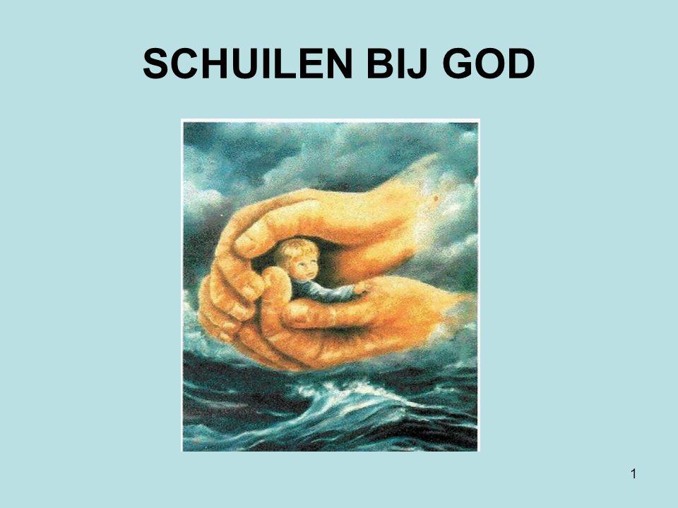 1 SCHUILEN BIJ GOD